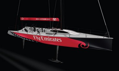 Emirates Team New Zealand TP52