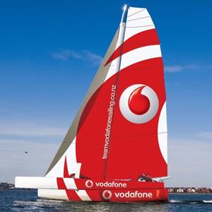 Vodafone Sailing Sponsorship
