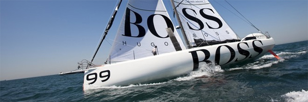 Open 60 Hugo Boss to compete in Barcelona World Race