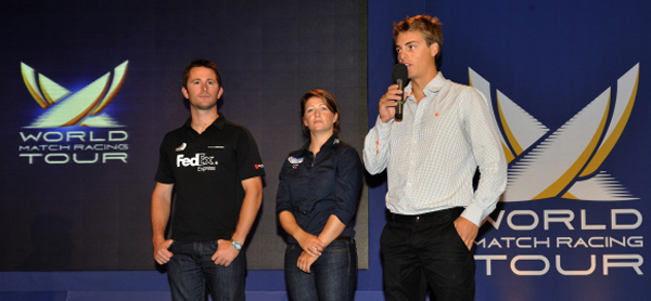 World Match Racing Tour 2011 Calendar