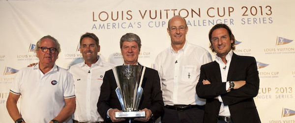 America's Cup - Present, Past and Future