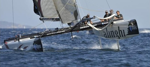 Alinghi return to sailing Extreme 40s and wont compete in the America's Cup