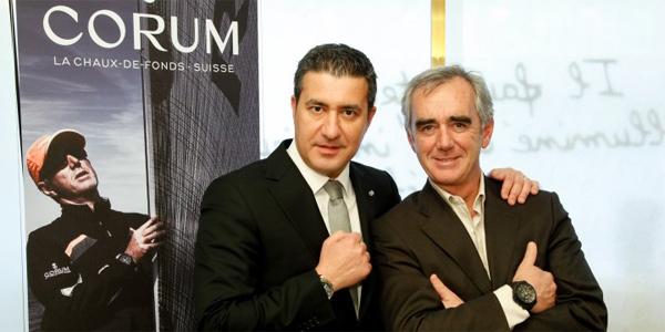 Corum and Loick Peyron will join World Yacht Racing Forum 2010