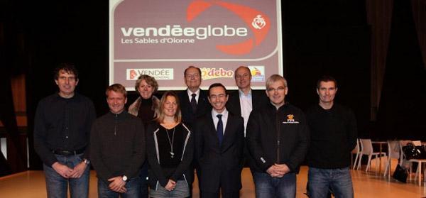 2012 Vendee Globe Ocean Yacht Race