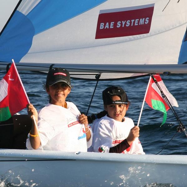 BAE Systems Oman Sail Sponsorship