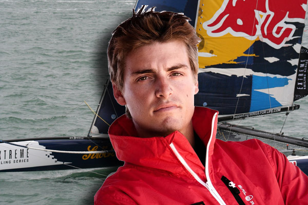 Torvar Mirsky will join the Extreme Sailing Series.