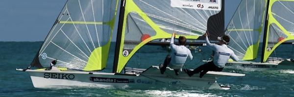 yacht charter company sunsail sponsor olympic sailors