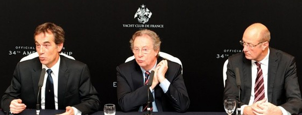 French America's Cup Challenge