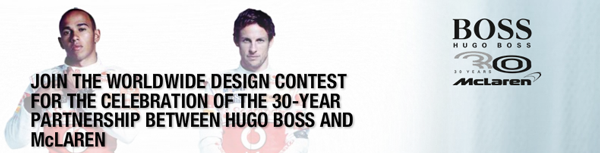 Hugo Boss Sponsor Sailing and F1