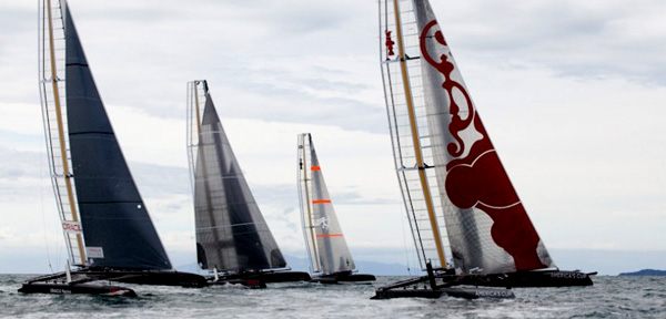 Who is challenging for the America's Cup