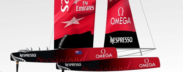 Nespresso back in the America's Cup