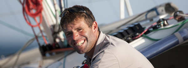 Sailing sponsorship for Nigel King