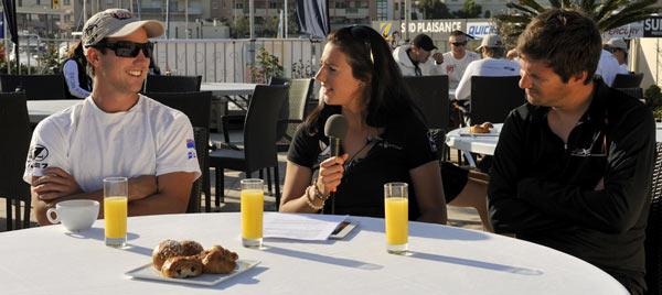 World Match Racing Tour 2011 - Match Race France