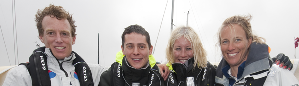 Volvo Sponsor Round the Island Race