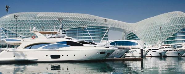 Visit Abu Dhabi for Volvo Ocean Race